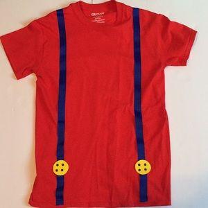 Handmade Mario shirt